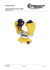 Leitungswagensysteme für I-Träger Programm 0314