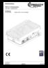 750 W 27 V Flachabnehmer CQF 04/2 + Interface M12