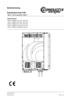 Einspeisekonverter 6 kW - 80 A / 125 A bei 400 / 480 V
