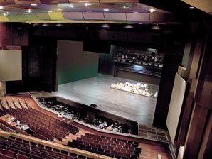 Conductix-Wampfler biete Energie- und Datenübertragungssysteme für die Bühnentechnik