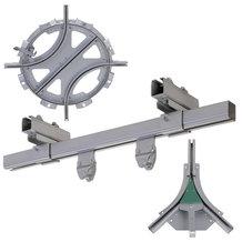 Materials Handling - Manual C-Rail Program