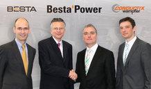 Conductix-Wampfler AG kauft Bestapower der Besta AG