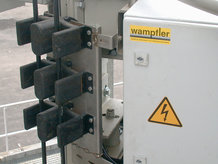 IPT® System für einen Aufzug