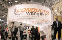 Conductix-Wampfler auf der CeMAT 2011