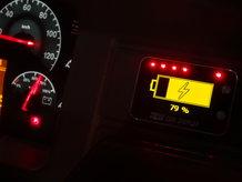 Komfortables und sicheres Laden vom Fahrersitz aus