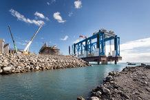 Weltweit größter Offshore Brückenkran