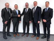 Partner für die Zukunft - abgeschlossene Übernahme der LJU Automatisierungstechnik GmbH aus Potsdam durch Conductix-Wampfler in Weil am Rhein.