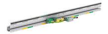 ProfiDAT®compact ist ein kompaktes Schlitzhohlleitersystem für die sichere und zuverlässige Datenübertragung zwischen einem lokalen Netzwerk und mobilen Verbrauchern