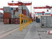 E-RTGTM Container Kran