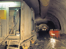Conductix-Wampfler offers Energy & Data Transmission Systems for the Tunneling industry