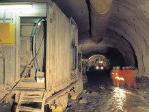 Conductix-Wampfler biete Energie- und Datenübertragungssysteme für den Tunnelbau